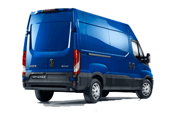 Iveco Daily 35S Panel Van Range